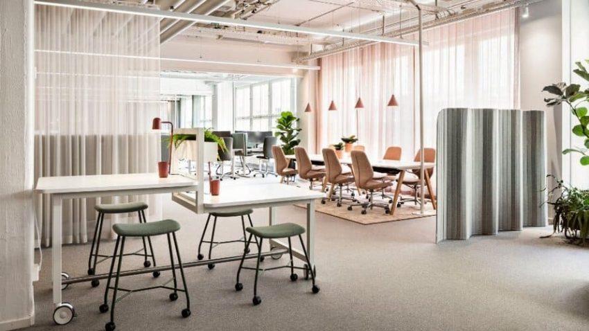 Att inreda ditt nya kontor