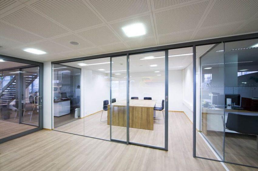 Bättre trivsel med rätt kontorsväggar