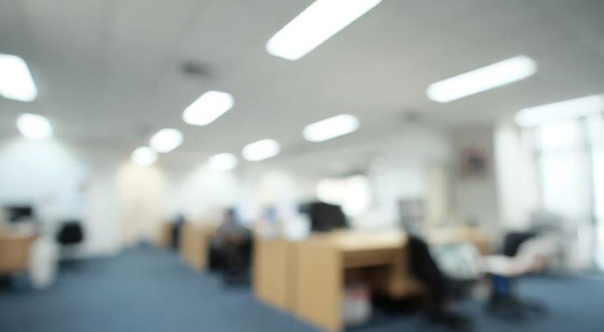 Skillnaden mellan bra och dålig arbetsbelysning