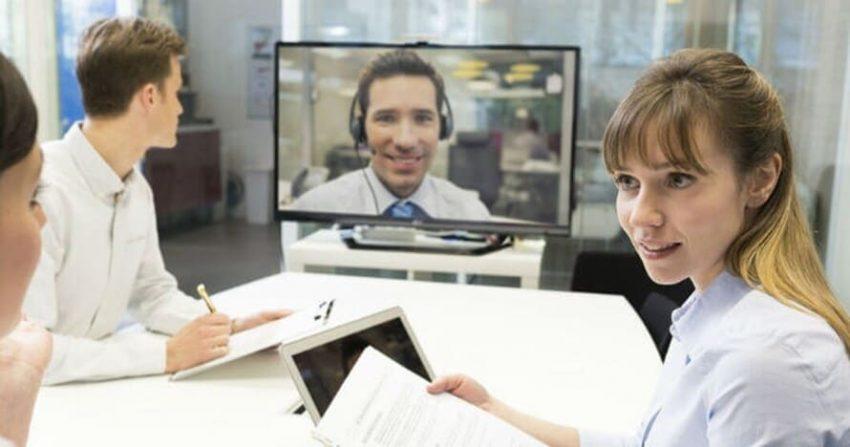 Videokonferenssystem